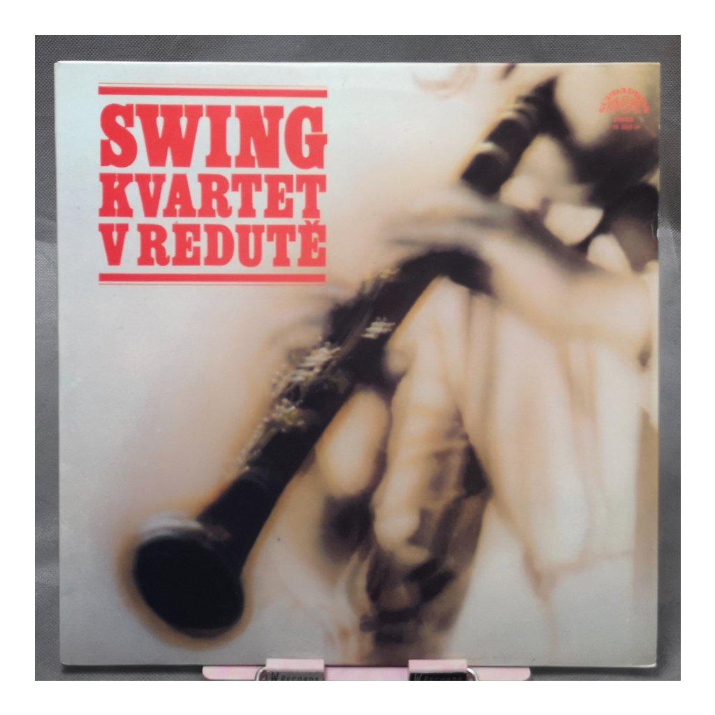 Swing Kvartet – Swing Kvartet V Redutě LP