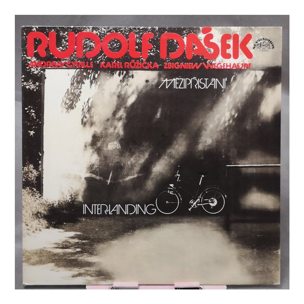 Rudolf Dašek – Mezipřistání / Inter-Landing LP