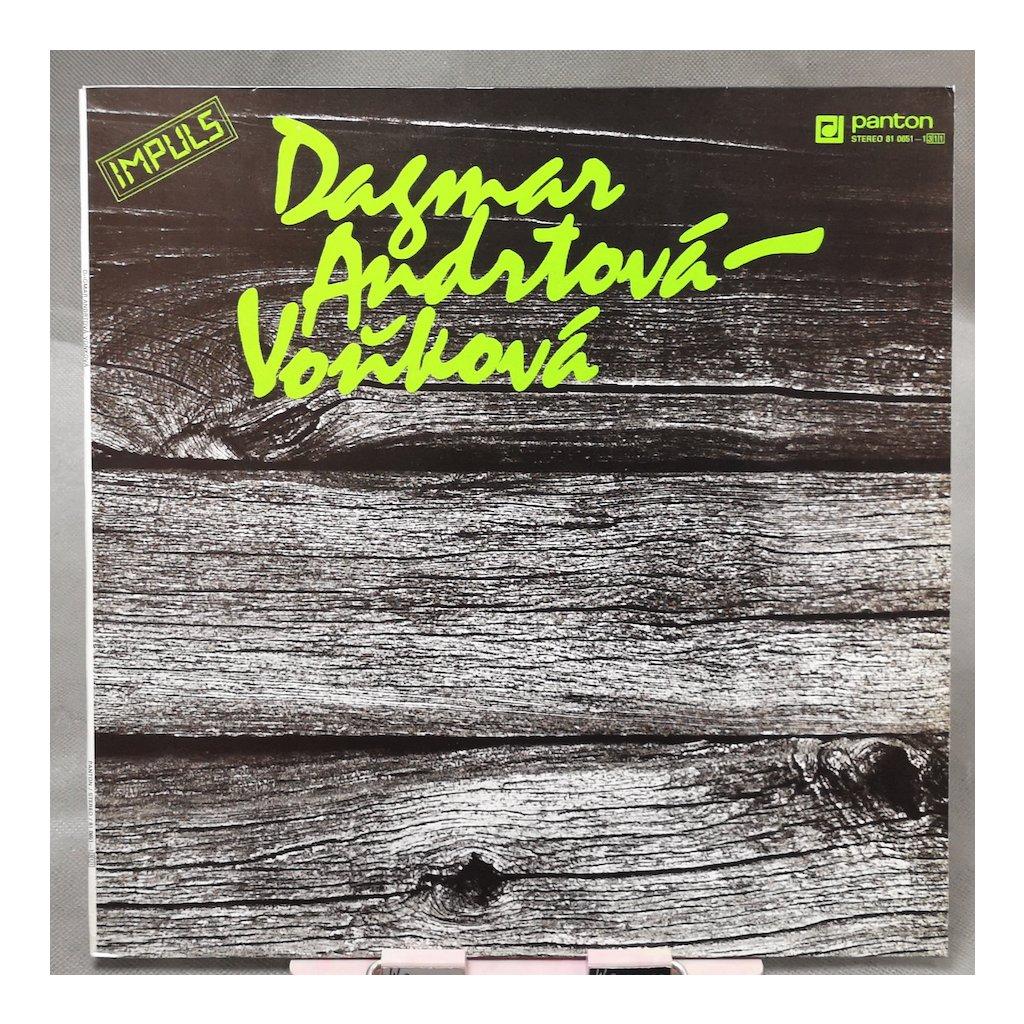 Dagmar Andrtová-Voňková – Dagmar Andrtová-Voňková LP