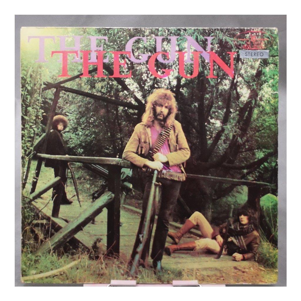 The Gun – The Gun LP