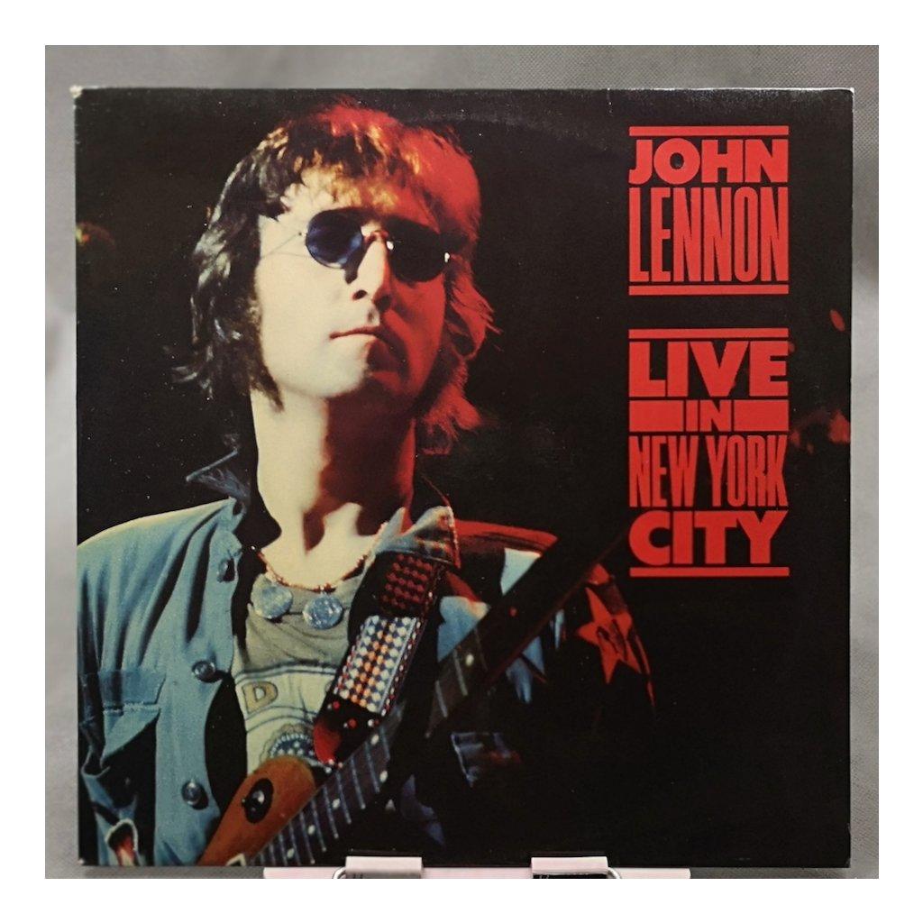 John Lennon – Live In New York City LP