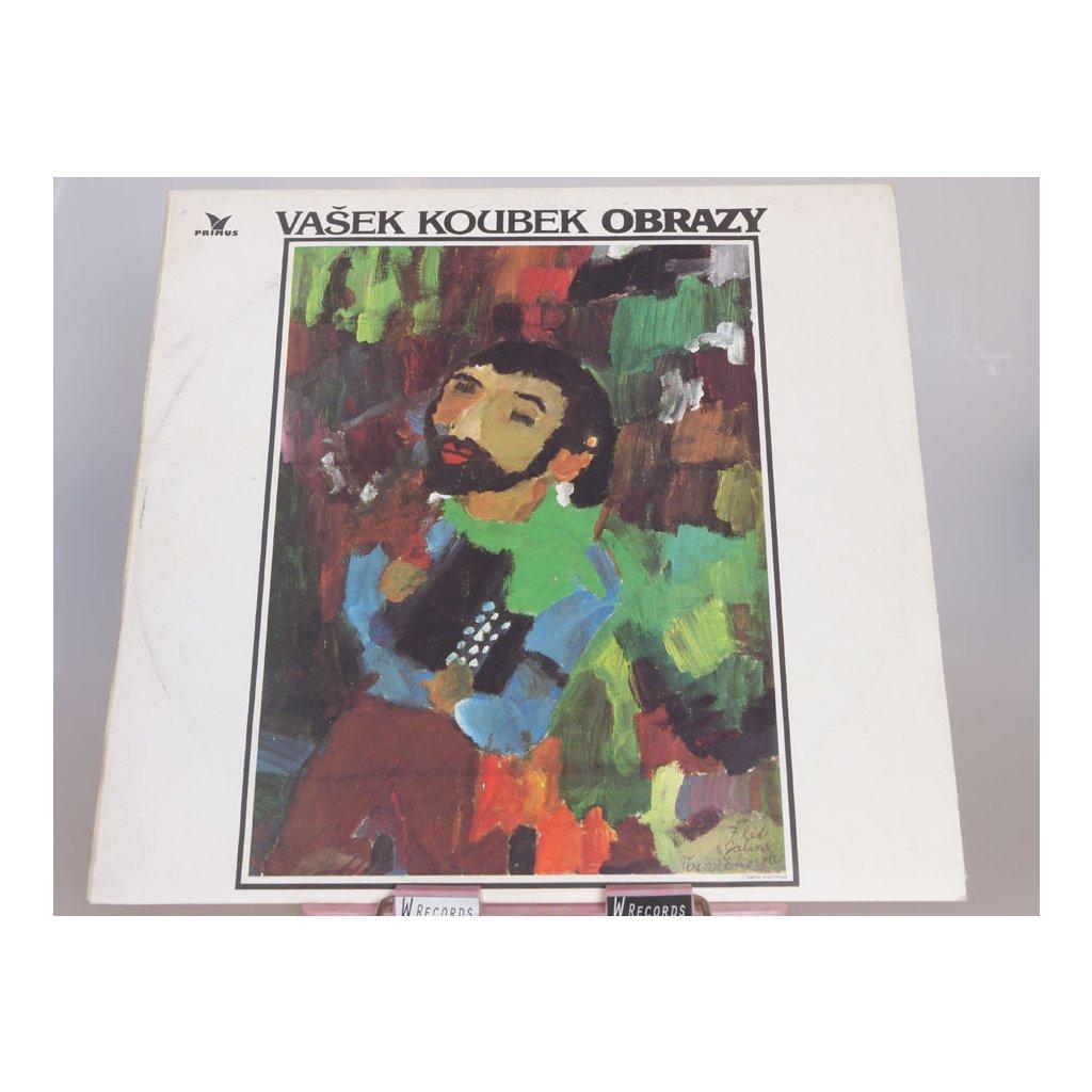 Vašek Koubek – Obrazy LP
