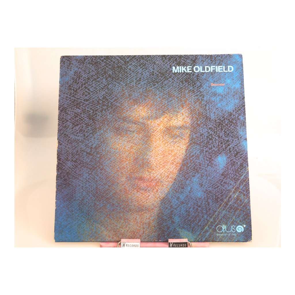 Mike Oldfield – Discovery LP