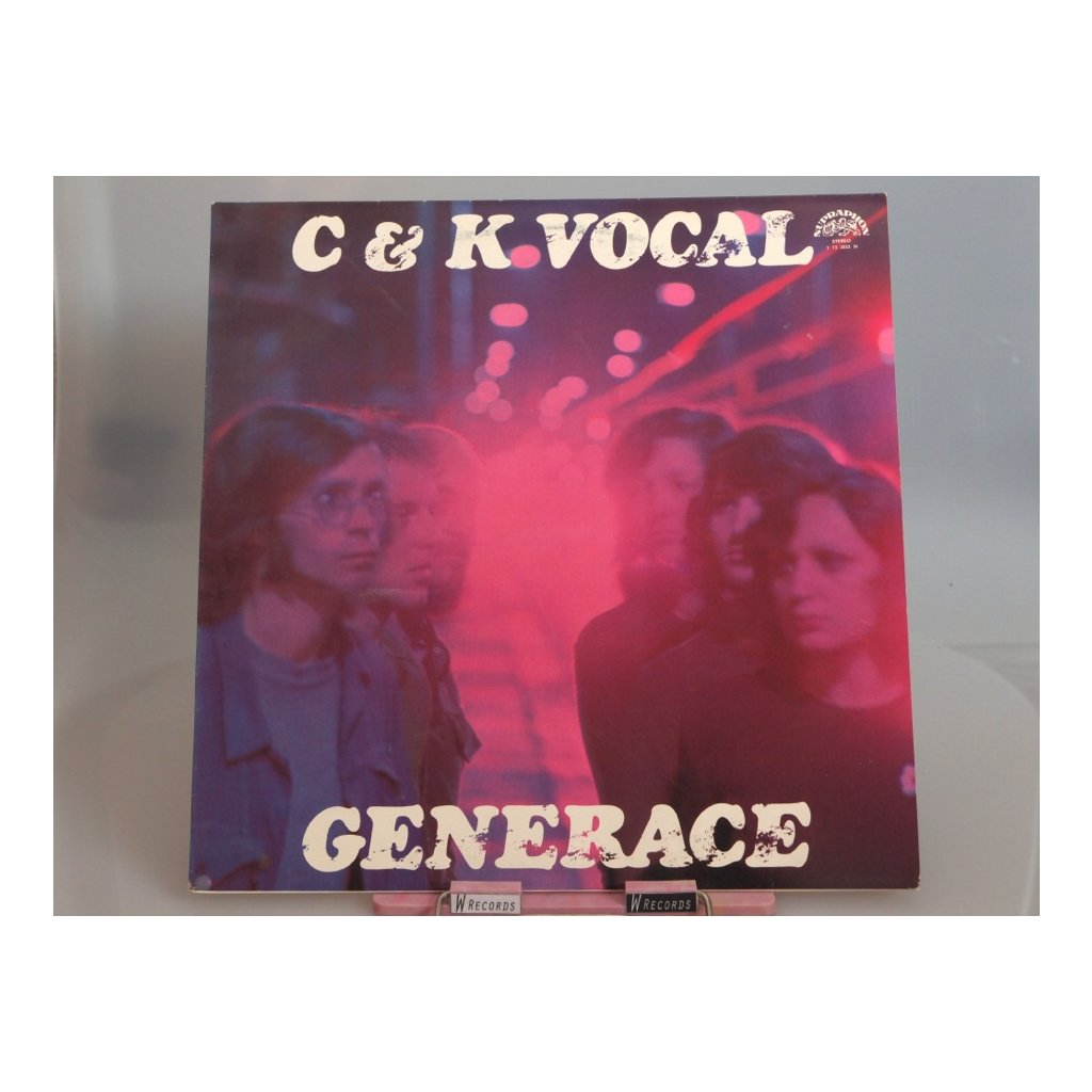 C&K Vocal – Generace