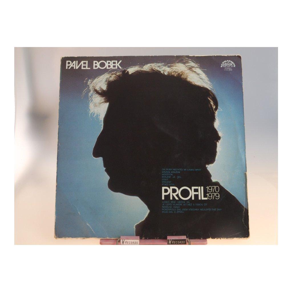 Pavel Bobek – Profil 1970 - 1979