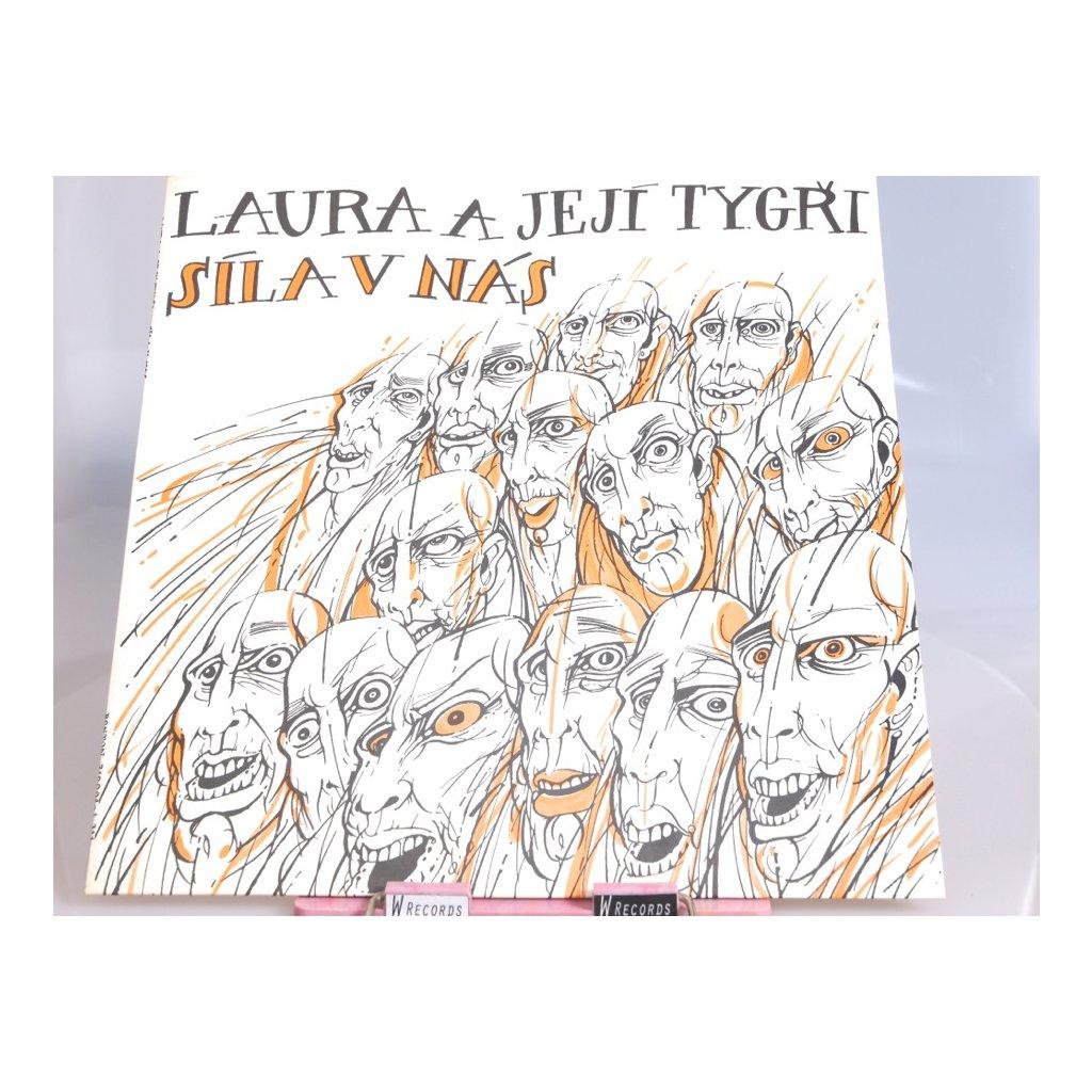 Laura a Její Tygři - Síla V Nás