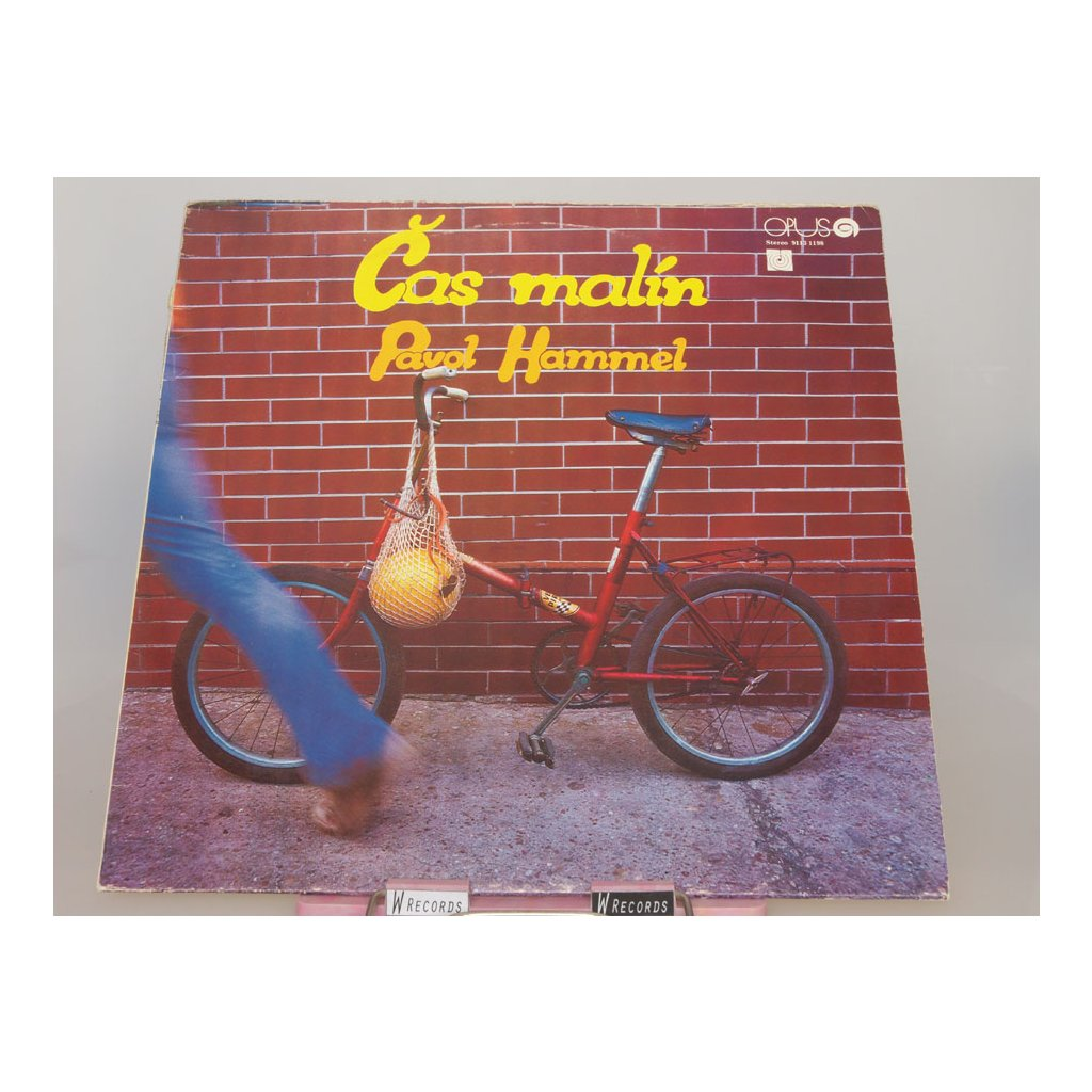 Pavol Hammel - Čas malín