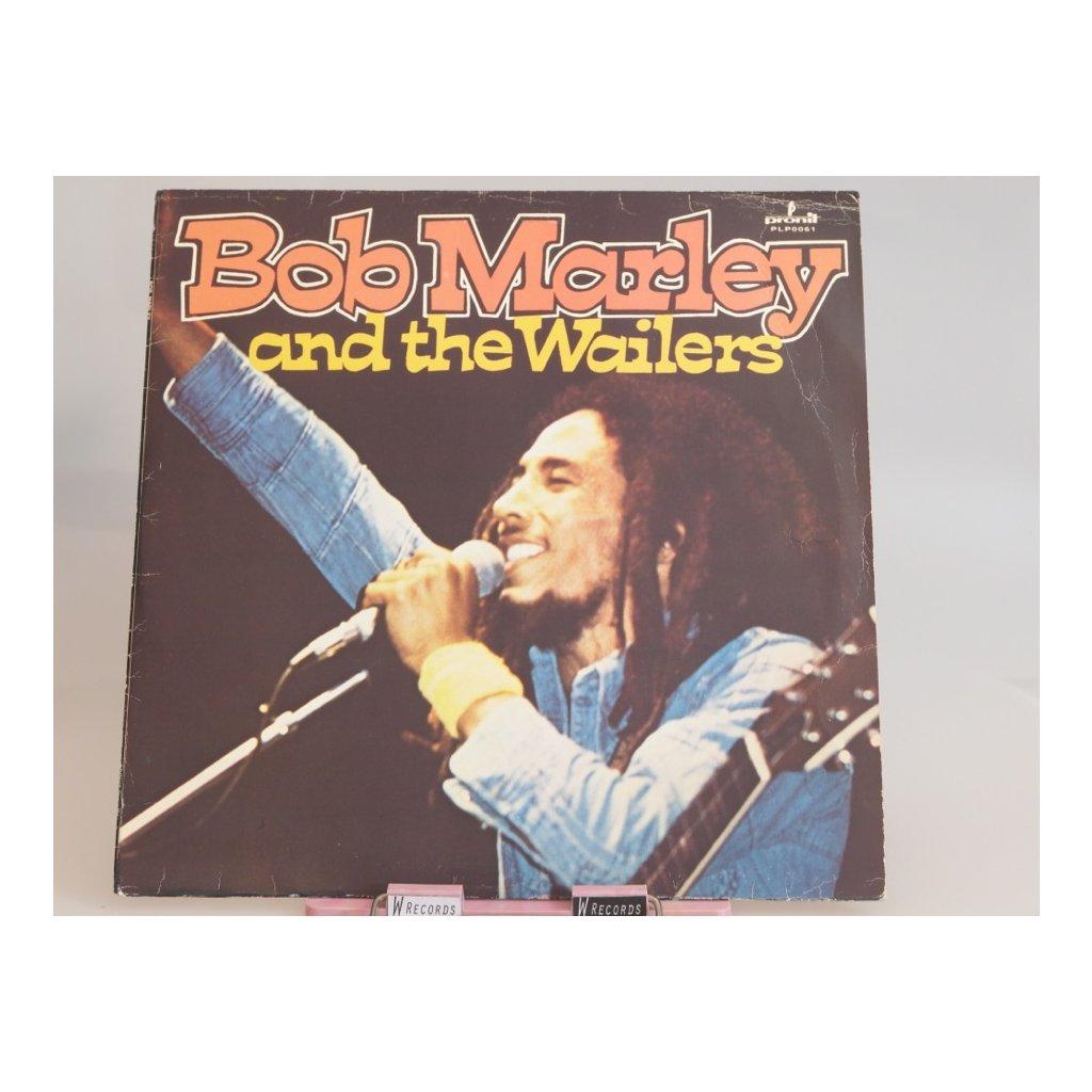 Bob Marley & The Wailers – Bob Marley & The Wailers