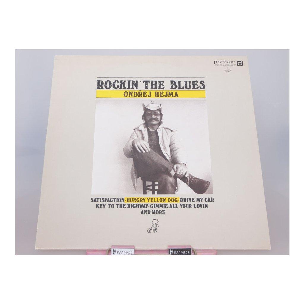 Ondřej Hejma - Rockin' The Blues