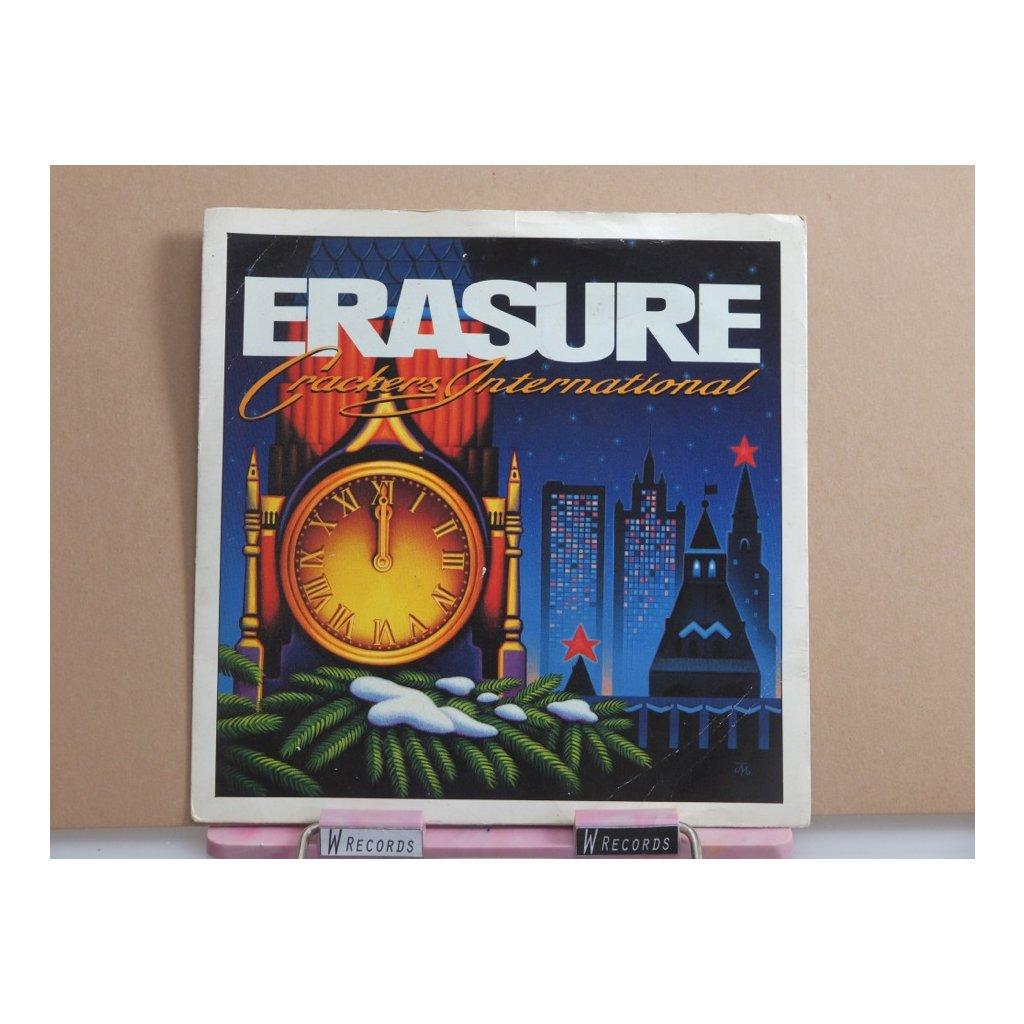 Erasure – Crackers International