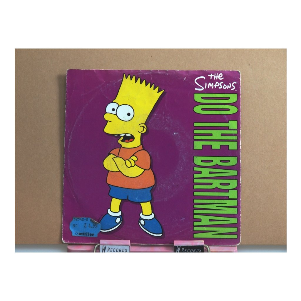 Simpsons, The – Do The Bartman