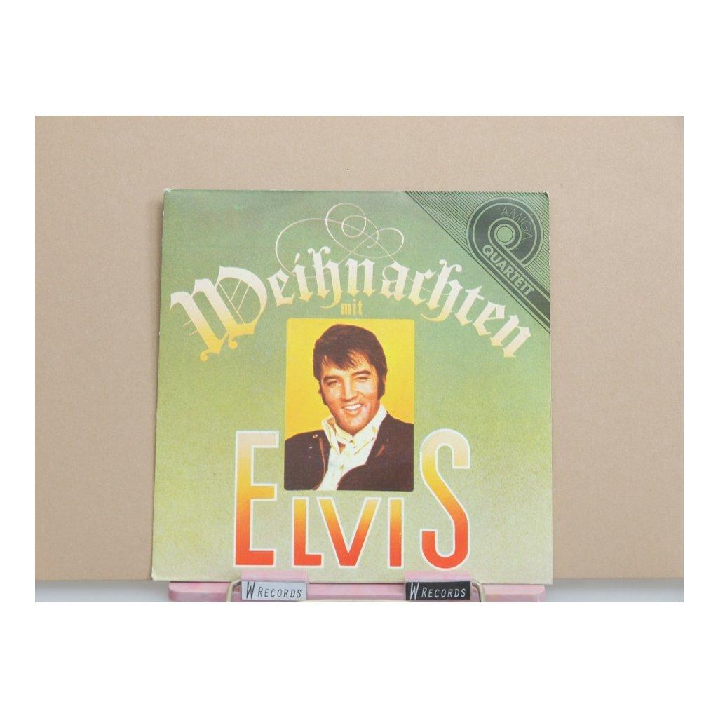 Elvis Presley – Weihnachten Mit Elvis