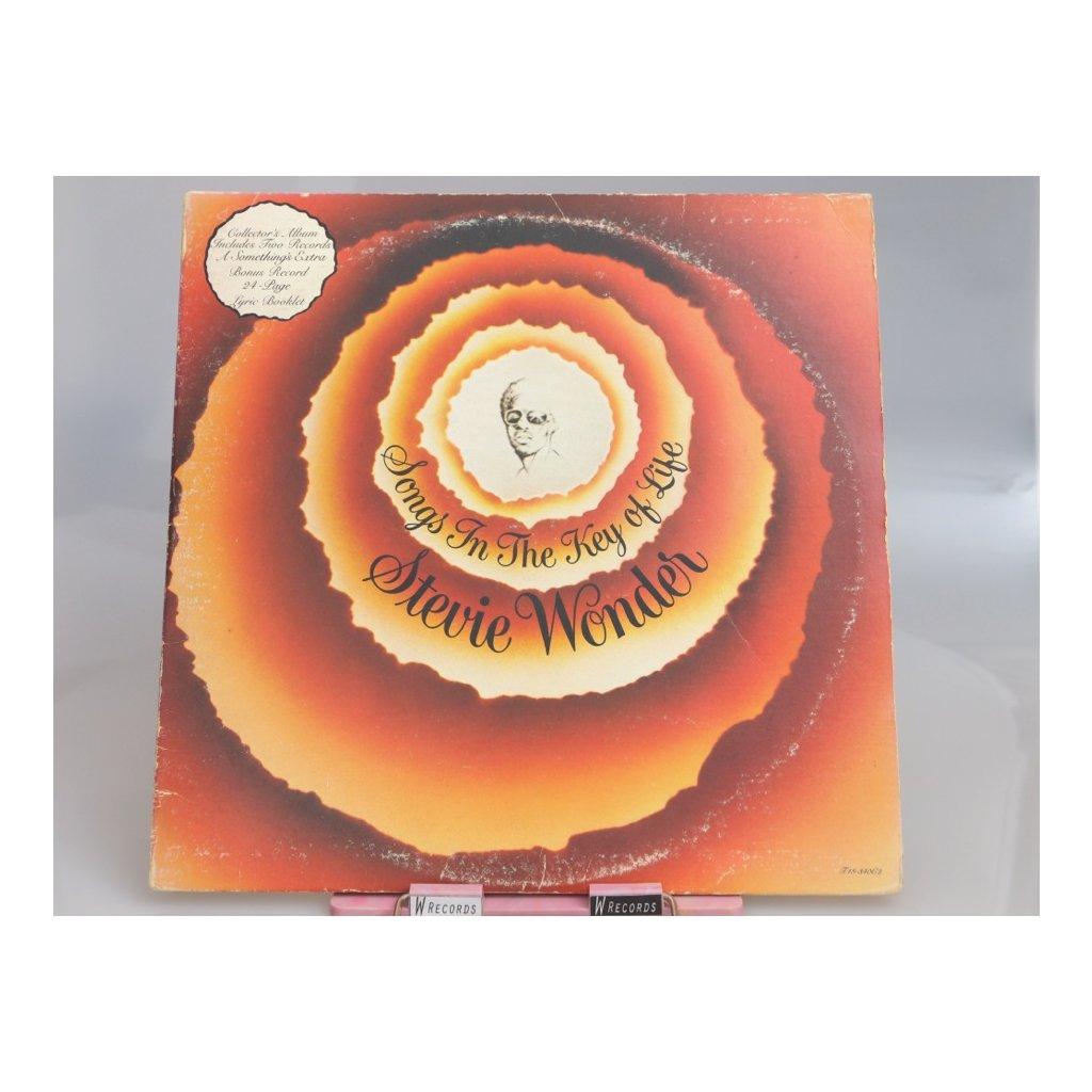 Stevie Wonder – Songs In The Key Of Life + BOOKLET