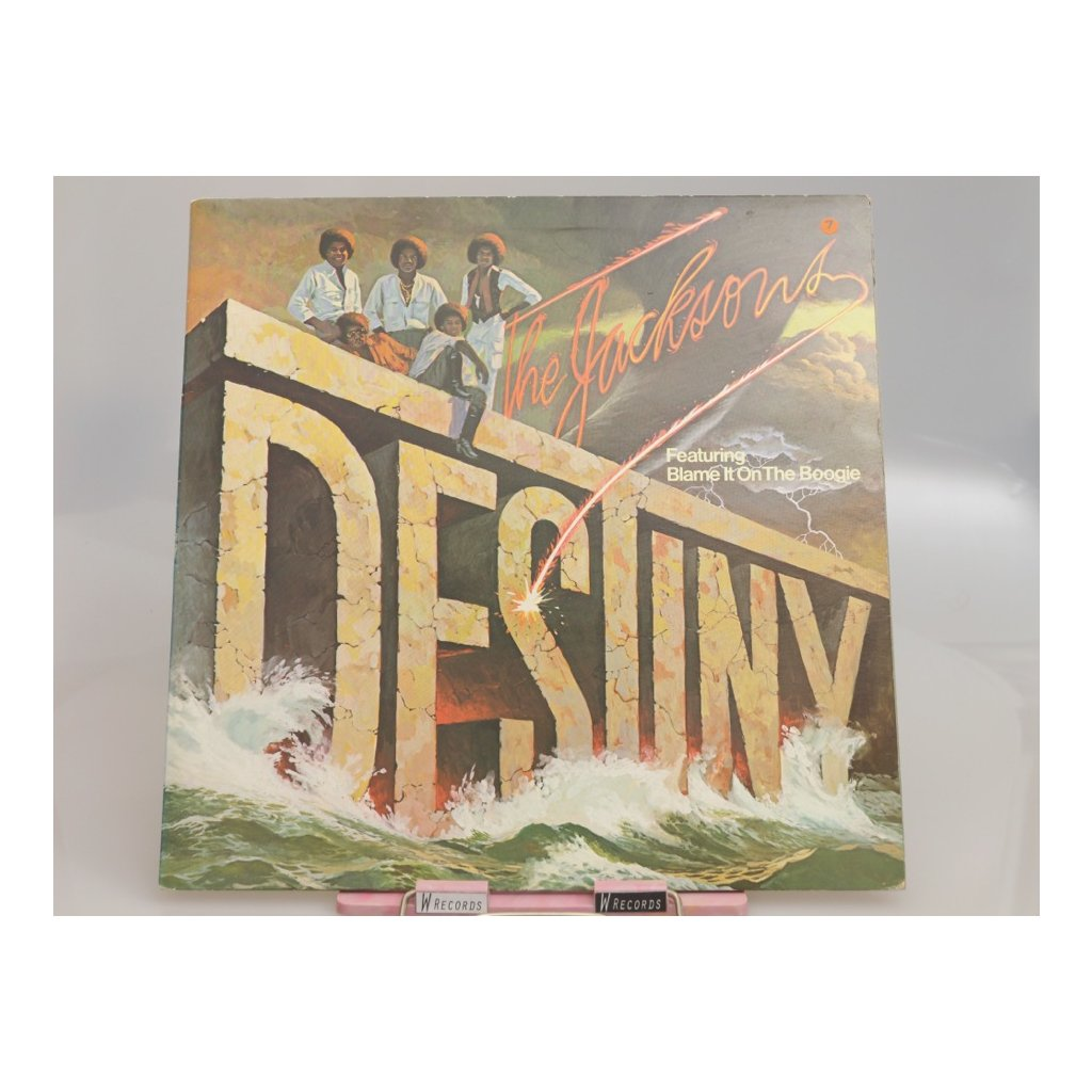 Jacksons, The – Destiny