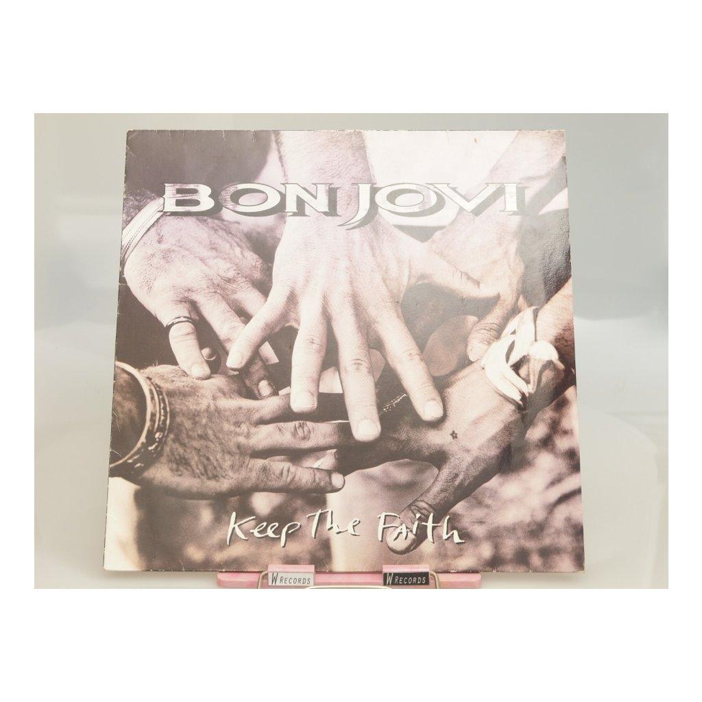 Bon Jovi – Keep The Faith