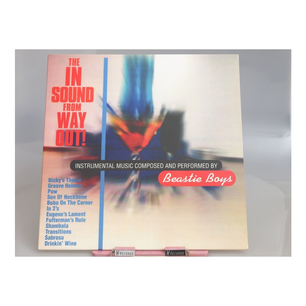 Beastie Boys – The In Sound From Way Out
