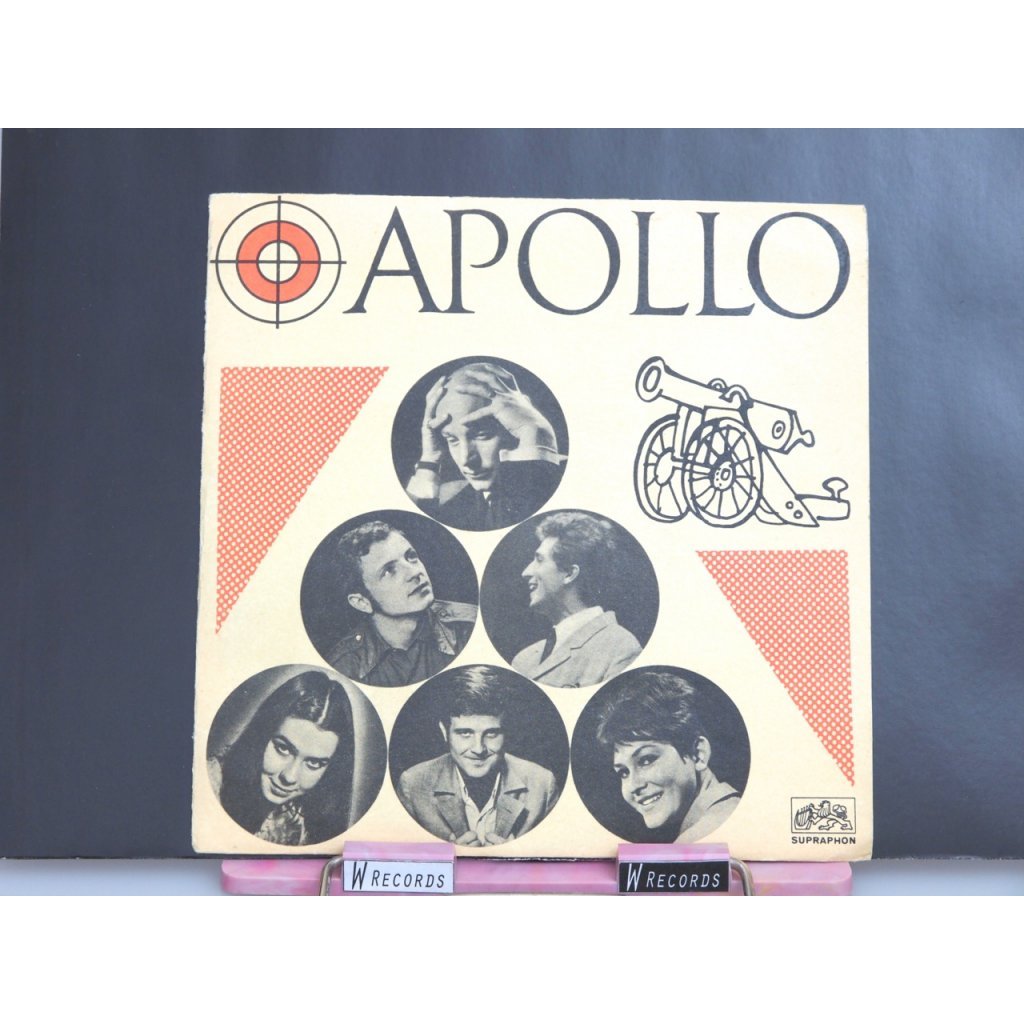 Apollobeat – Líza / Já, Poustevník