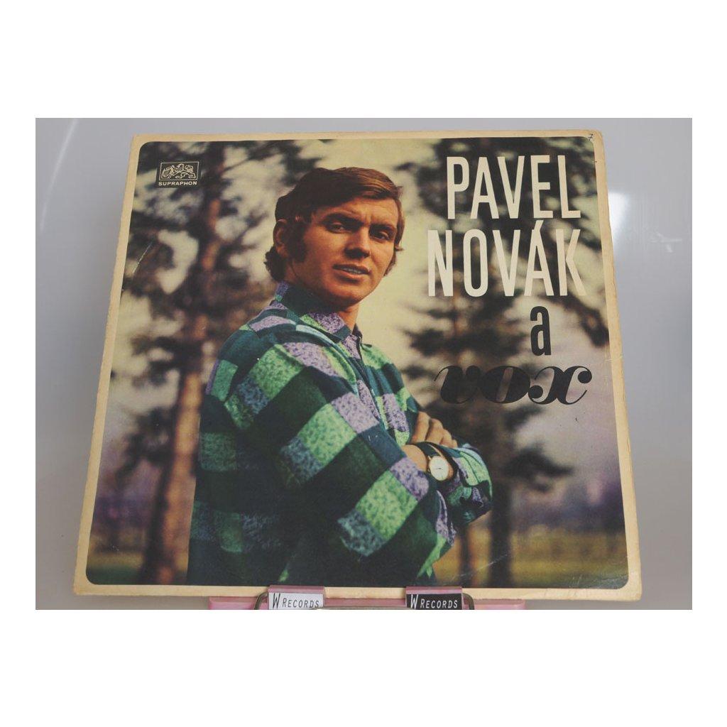 Pavel Novák a skupina VOX - Pavel Novák a skupina VOX