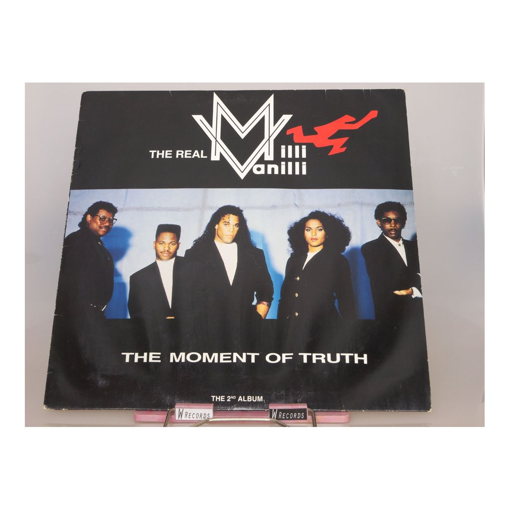 Real Milli Vanilli, The – The Moment Of Truth