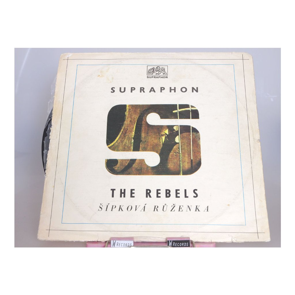 Rebels, The - Šípková Růženka