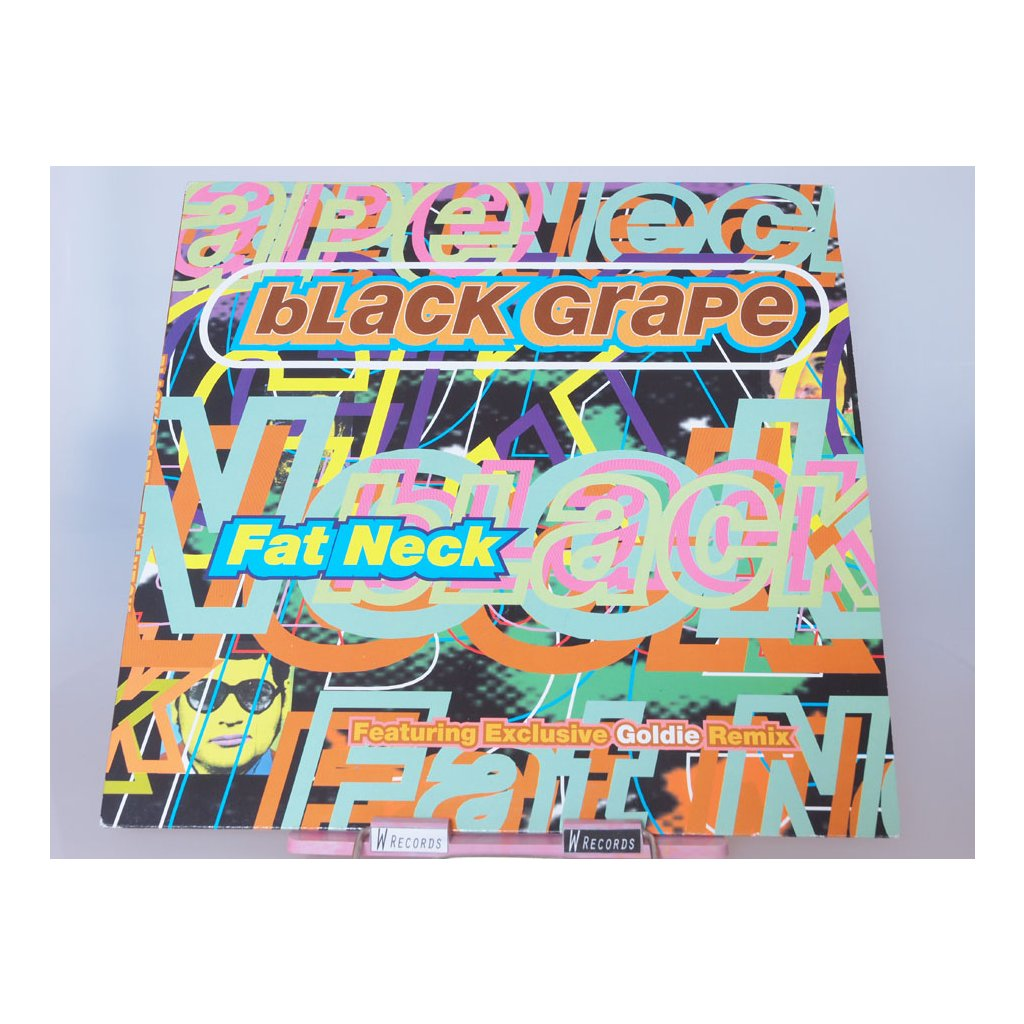 Black Grape – Fat Neck