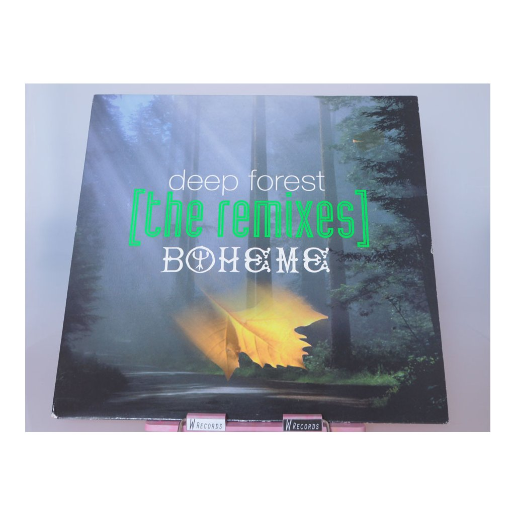 Deep Forest - Boheme (The Remixes)