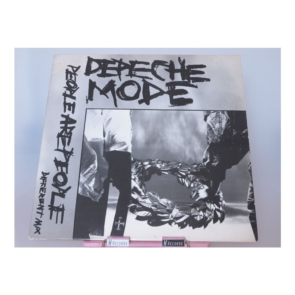 Depeche Mode ‎– People Are People (Different Mix)