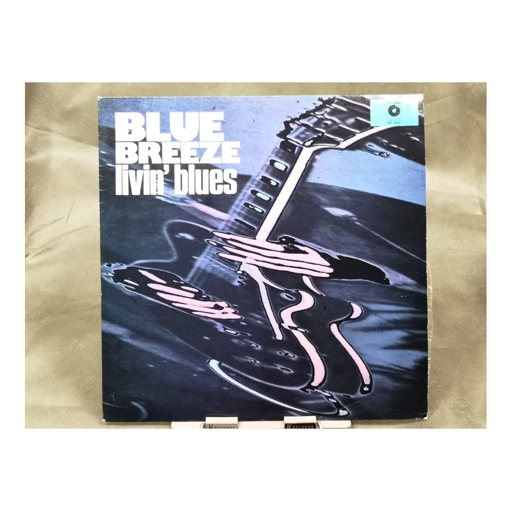 Livin' Blues – Blue Breeze LP