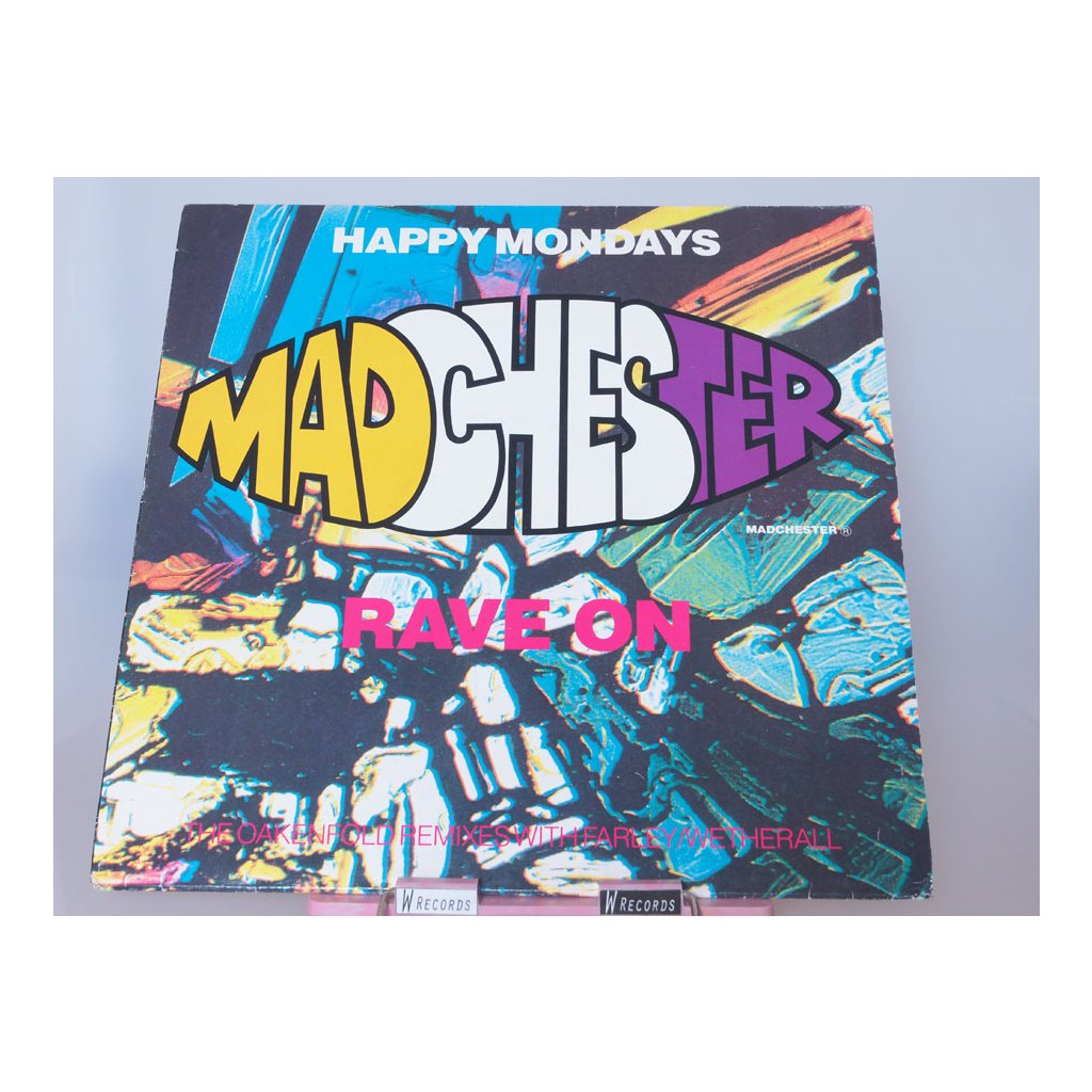 Happy Mondays – Madchester Rave On (Remixes)
