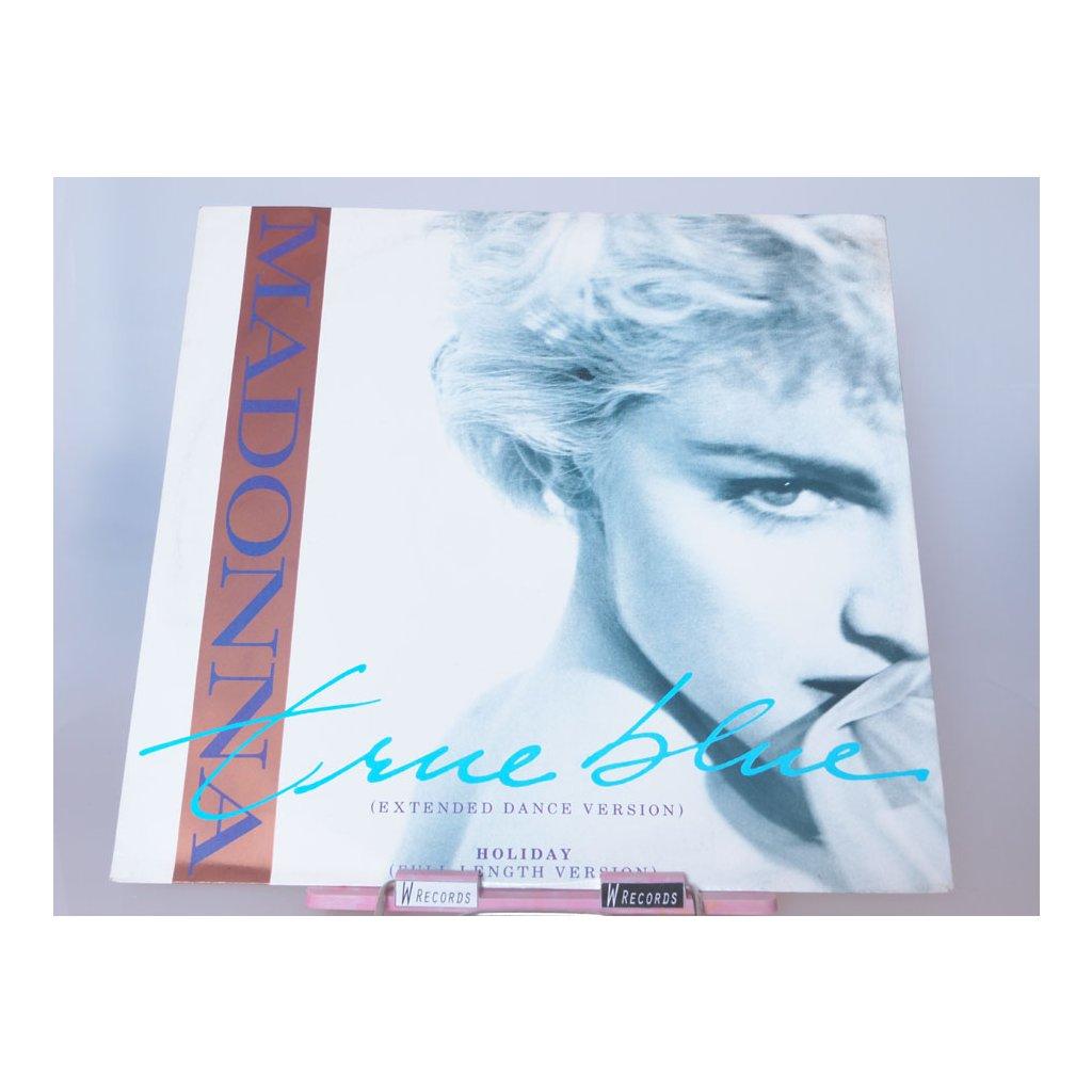 Madonna – True Blue / Holiday