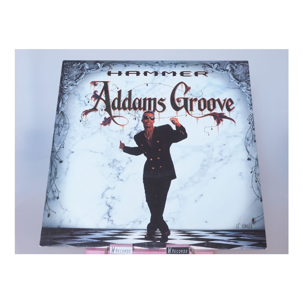 MC Hammer – Addams Groove