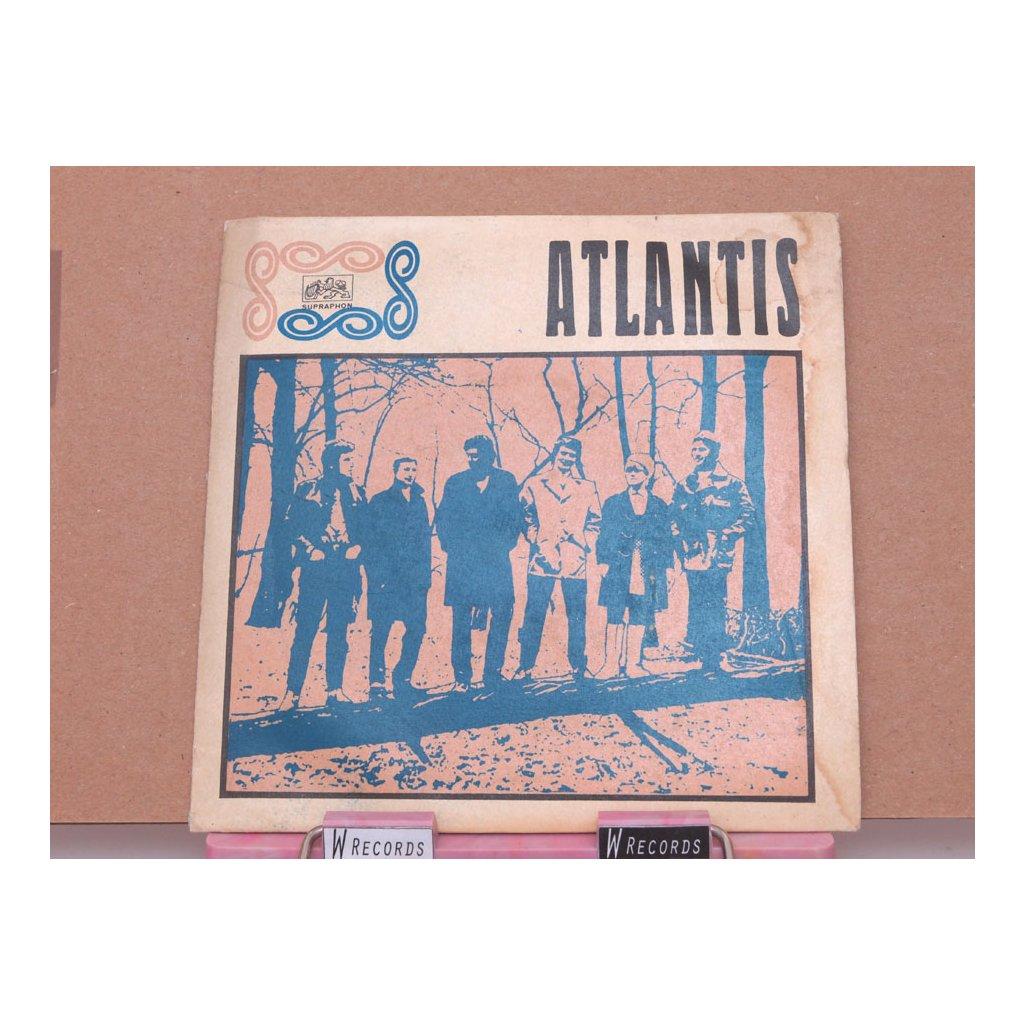 Atlantis – Brána Milenců / Nikdy Nebudu Tvá