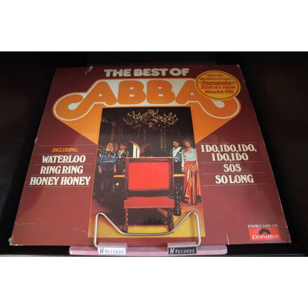 ABBA - The Best Of ABBA LP
