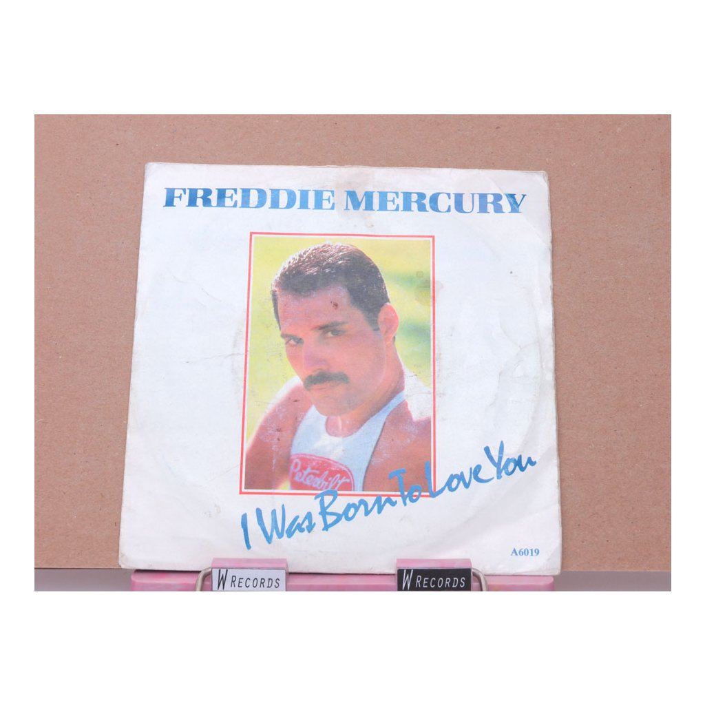 Freddie Mercury ‎– I Was Born To Love You