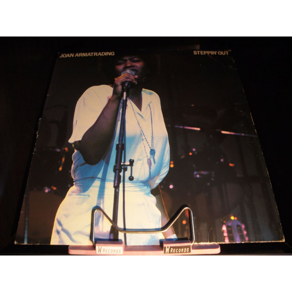 Joan Armatrading - Steppin' Out LP