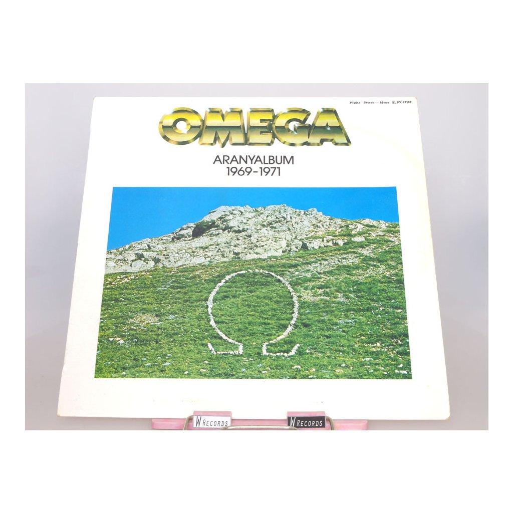 Omega – Aranyalbum 1969-1971