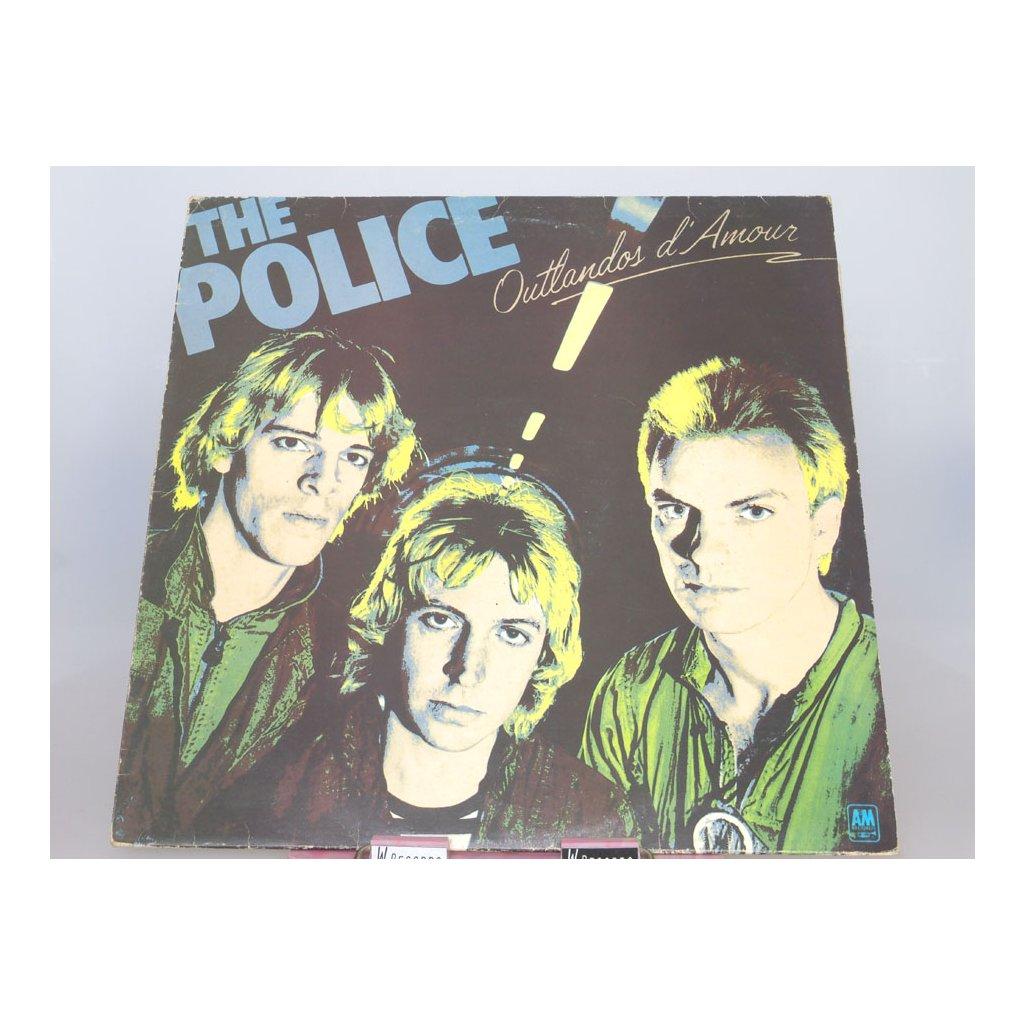The Police – Outlandos D'Amour