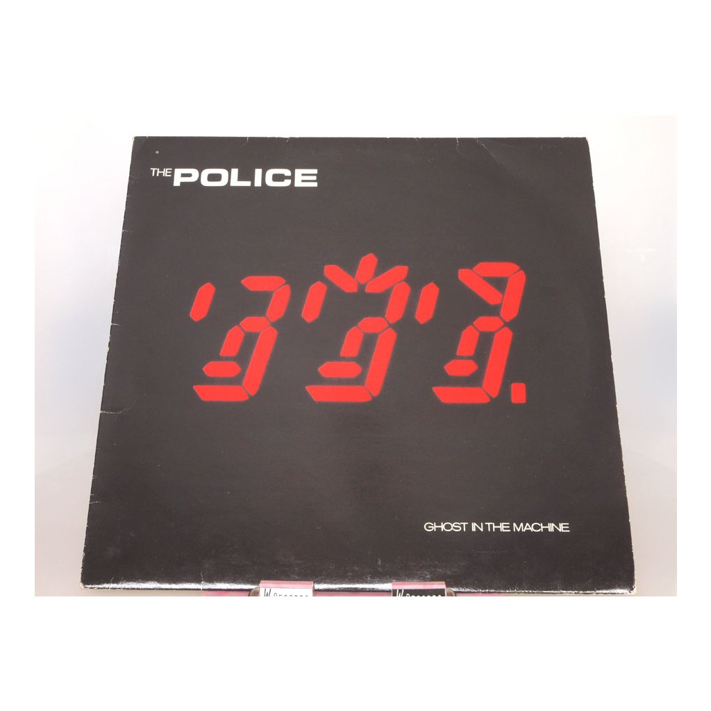 The Police – Ghost In The Machine LP