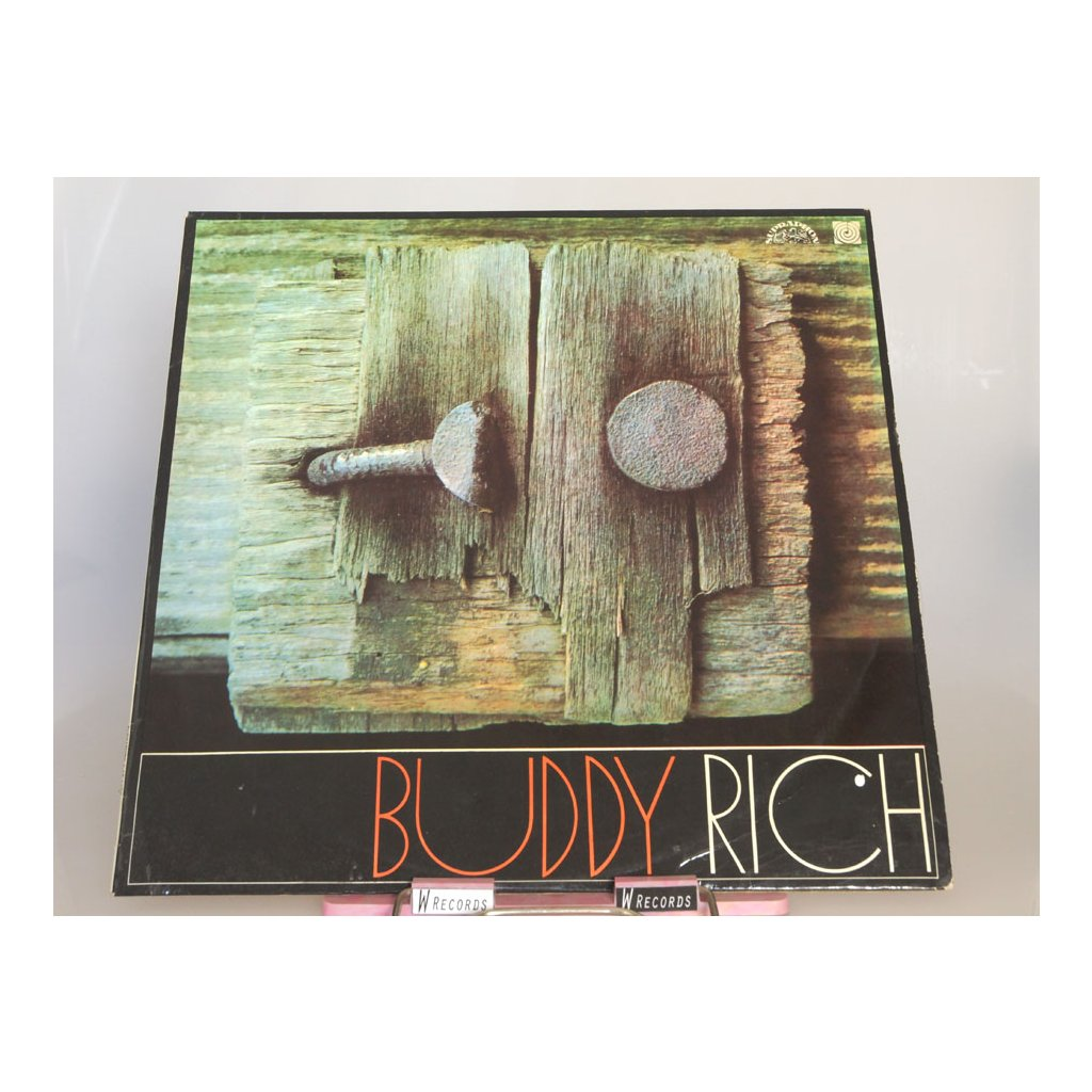 Buddy Rich ‎– Buddy Rich