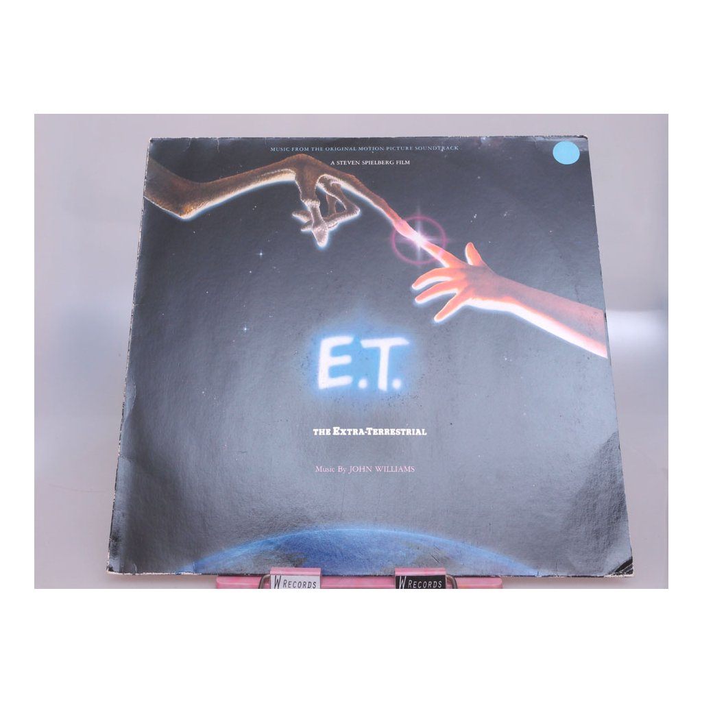 John Williams ‎– E.T. The Extra-Terrestrial