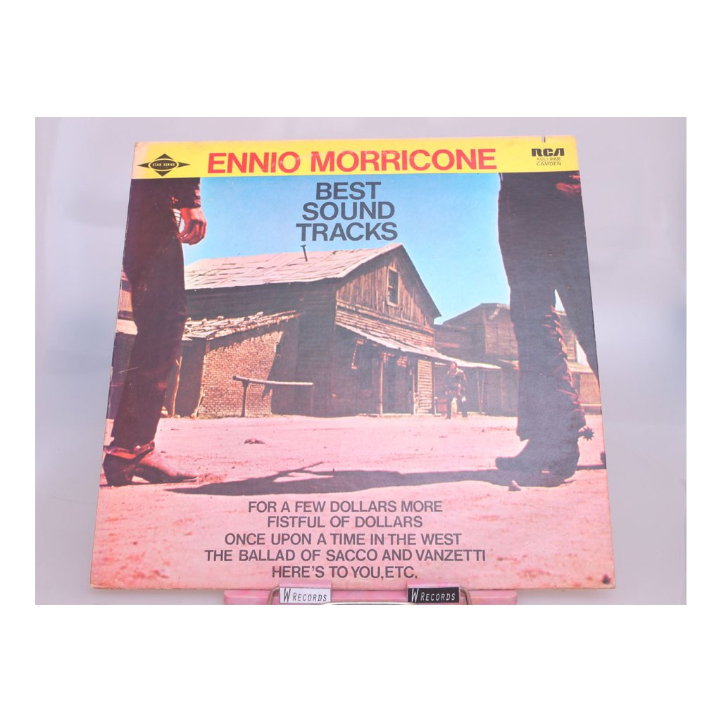 Ennio Morricone - Best Sound Tracks