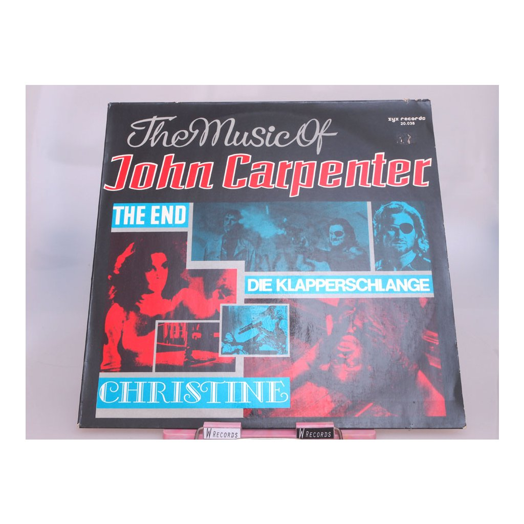 Splash Band, The – The Music Of John Carpenter