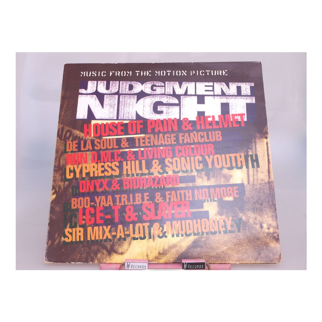 Various ‎– Judgment Night