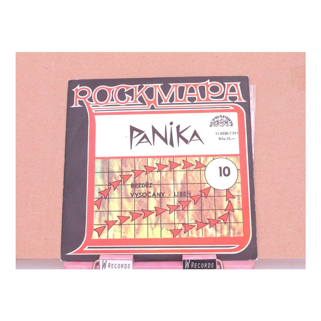 Panika – Bezděz / Vysočany - Libeň