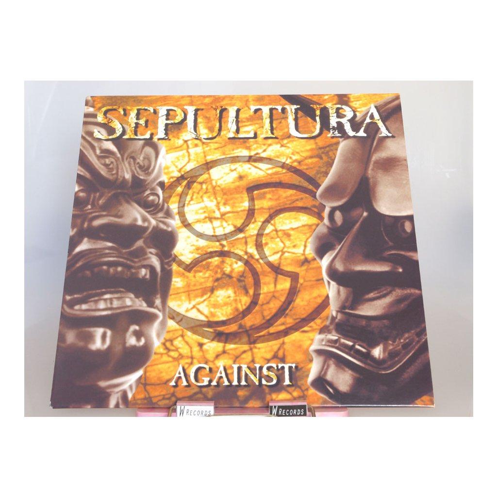 Sepultura – Against