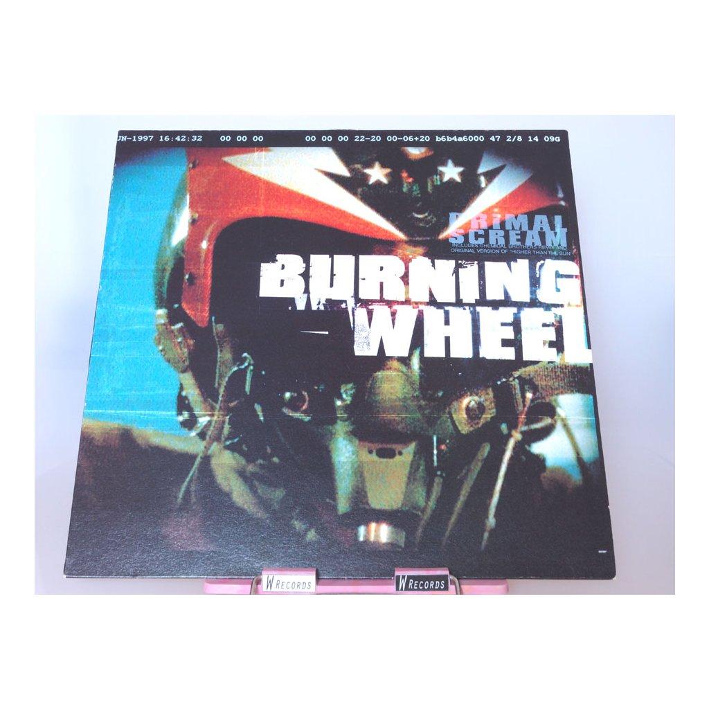 Primal Scream – Burning Wheel