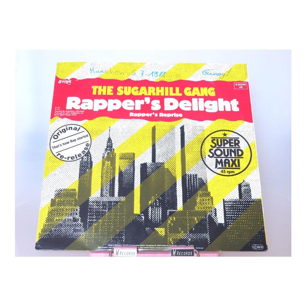 Sugarhill Gang – Rapper's Delight / Rapper's Reprise
