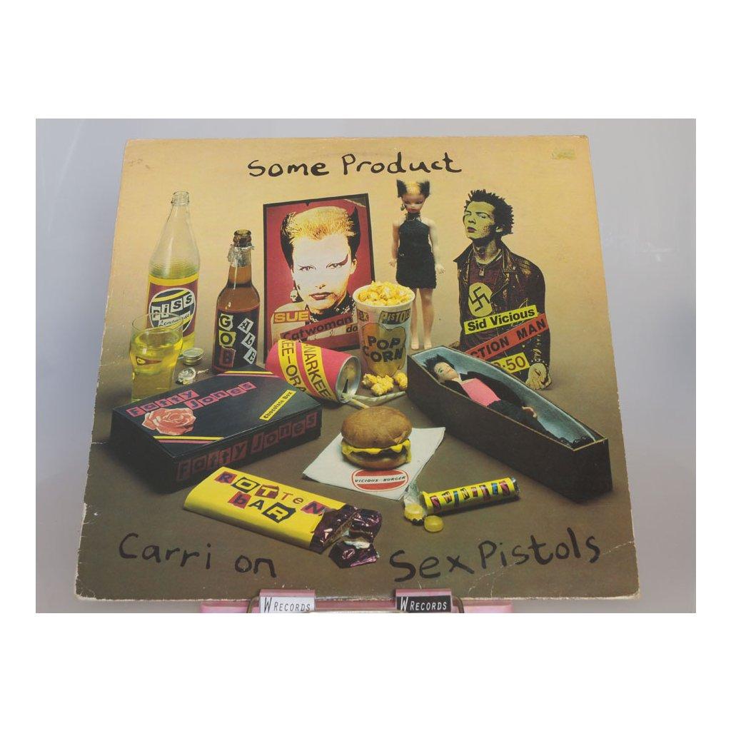 Sex Pistols – Some Product - Carri On Sex Pistols