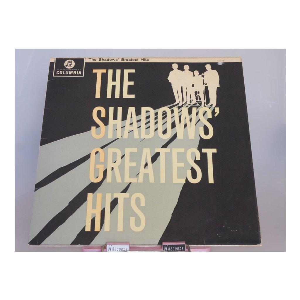 The Shadows – The Shadows' Greatest Hits LP