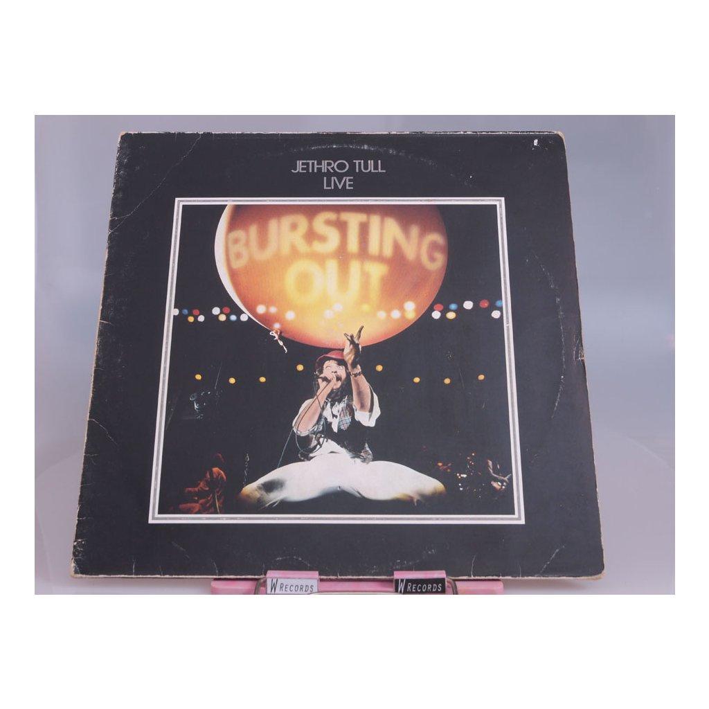 Jethro Tull – Bursting Out: Jethro Tull Live
